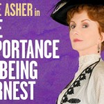 Publicity Poster for Importance of Being Earnest