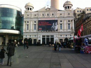 Liverpool Playhouse Theatre