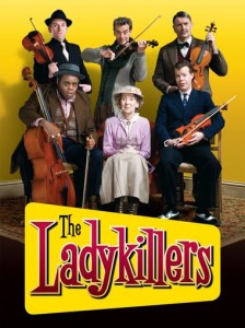 Cast of 'The Ladykillers'