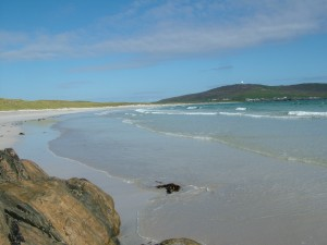Hebridean land and seascape